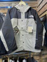 【The North Face】21SS マウンテンライトジャケットの新色「ミネラルグレー」のご紹介!