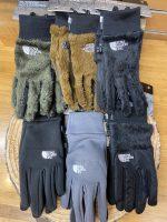 【The North Face】これからの時期に身に着けたい!!ノースフェイスの手袋を一挙紹介&レビューしていきます!!!!