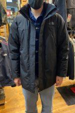 【The North Face】ノースフェイスの高機能コート「GTX Puff Coat (ゴアテックスパフコート)」のご紹介!